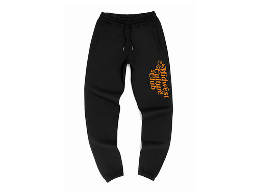 Midwest Culture Club Script Sweatpants **Pre-Order**