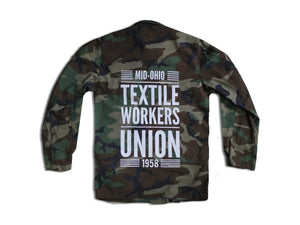"Vintage ""Union Workers"" Jacket"