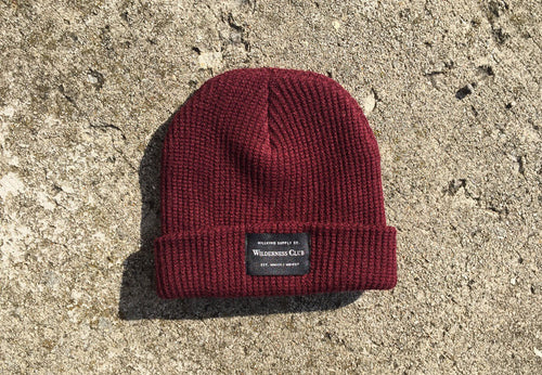 Wilderness Club Beanie