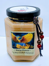 Charmed Candle ~ Rising Phoenix
