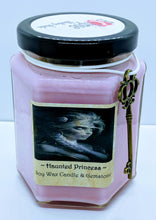 Necklace Candle ~ The Haunted Princess
