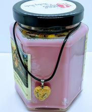 Necklace Candle ~ Eternal Life
