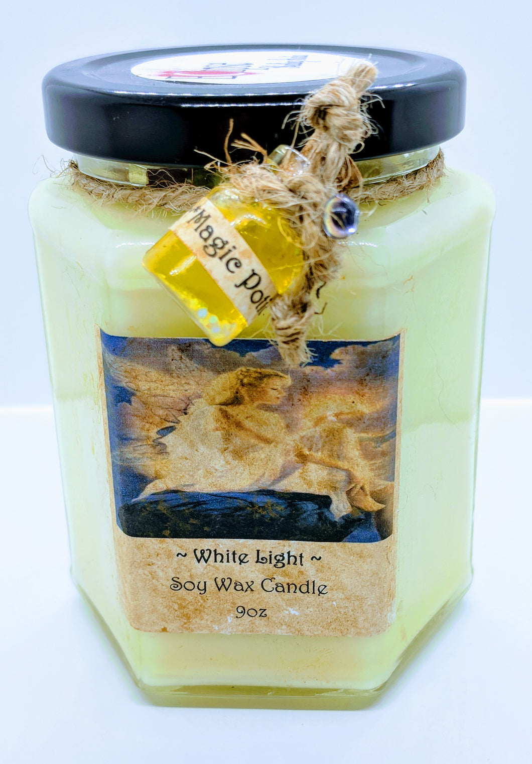 Magic Potion Candle ~ White Light