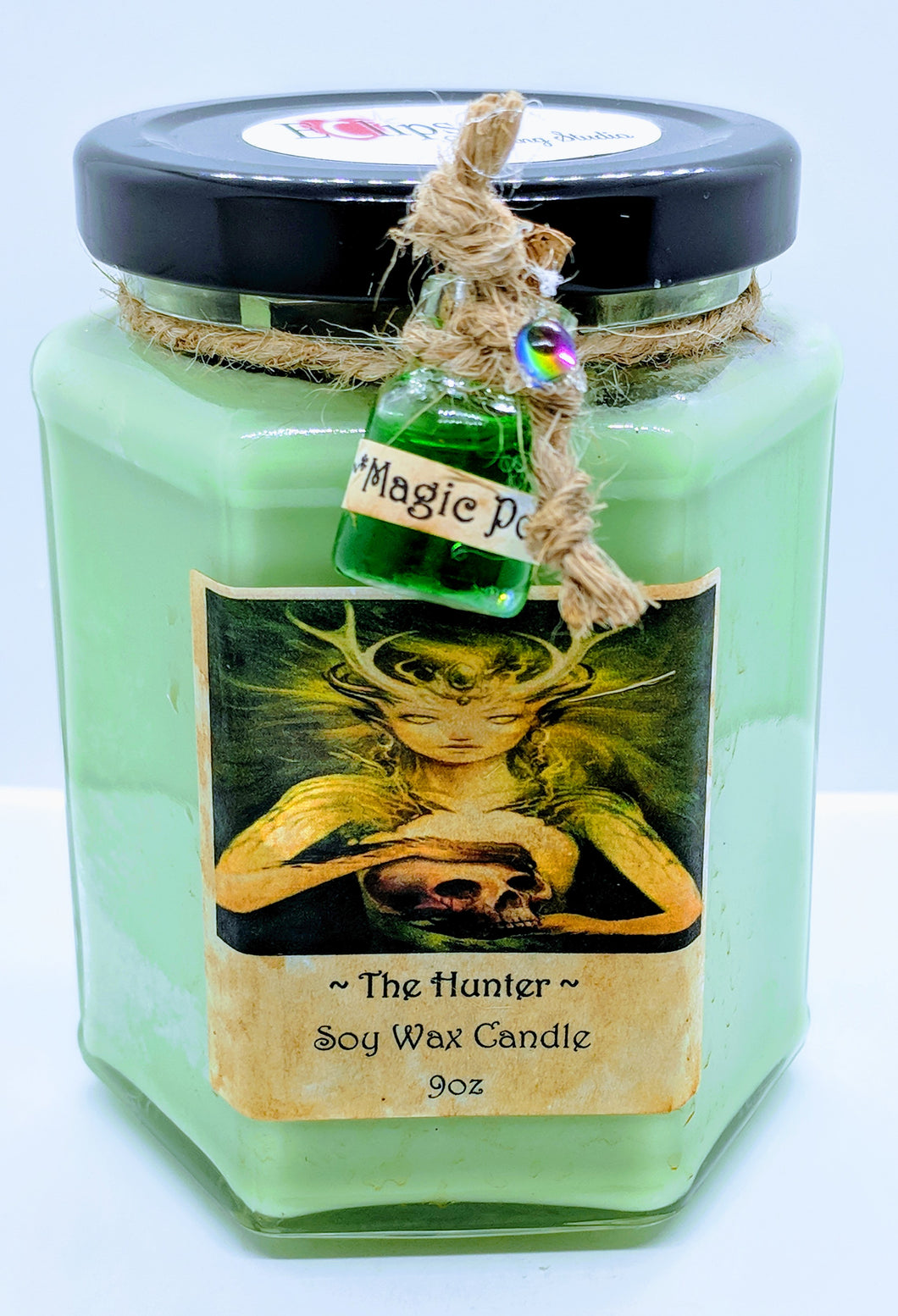 Magic Potion Candle ~ The Hunter