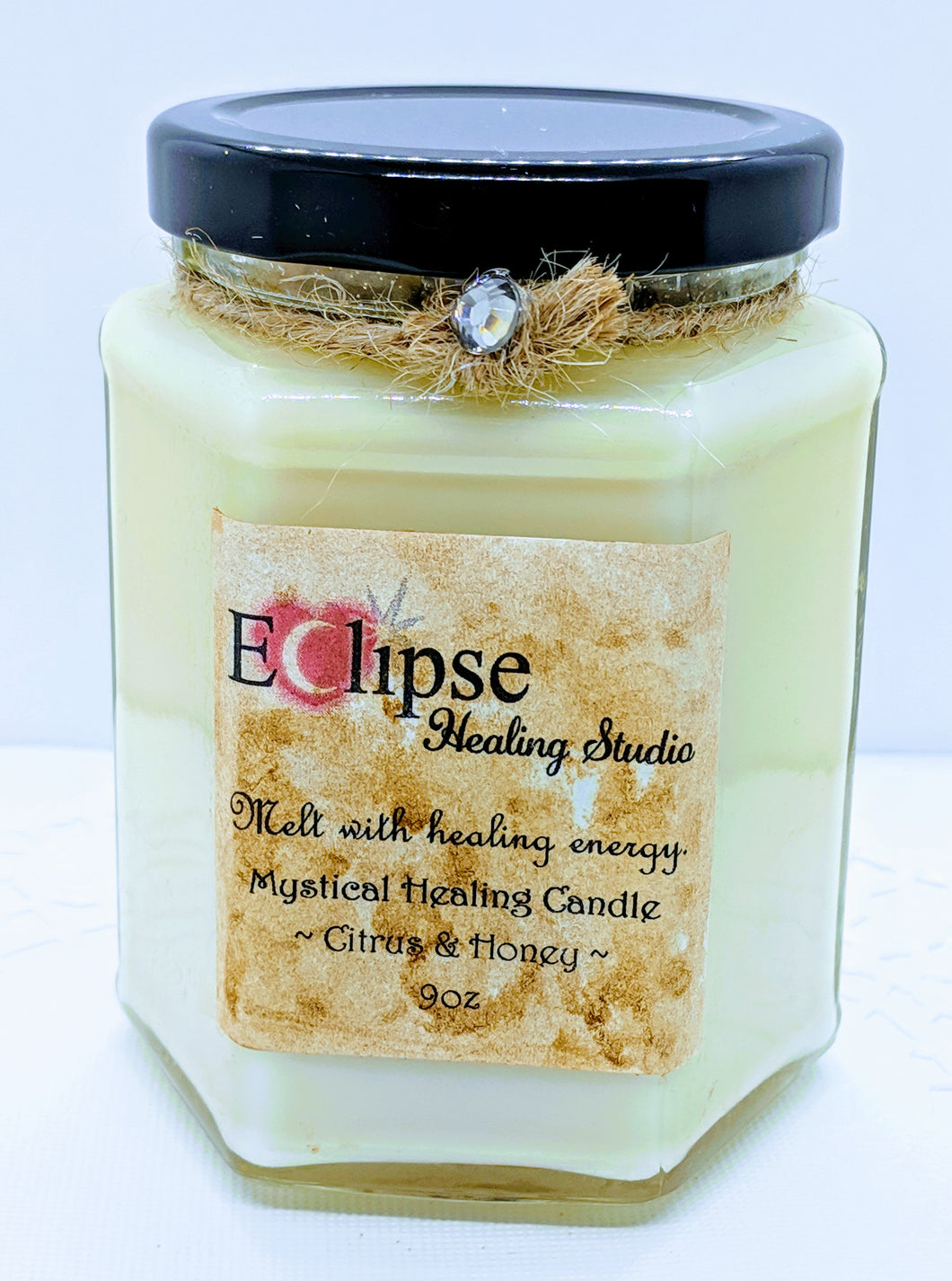 Mystical Healing Candle ~ Citrus & Honey