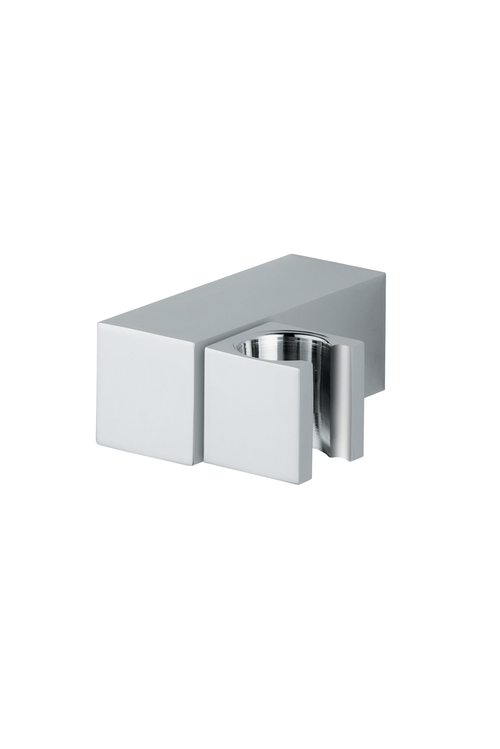 Amalfi Square Wall Bracket for Hand Set Shower