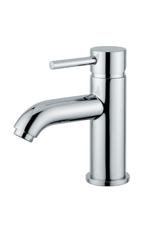Novara Single Handle Bathroom Sink Faucet