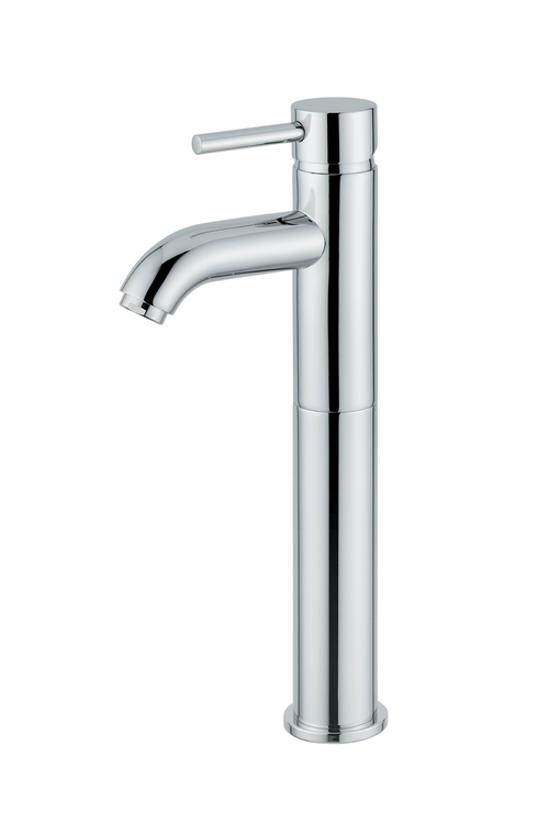 Novara Single Handle Bathroom Sink Faucet Tall