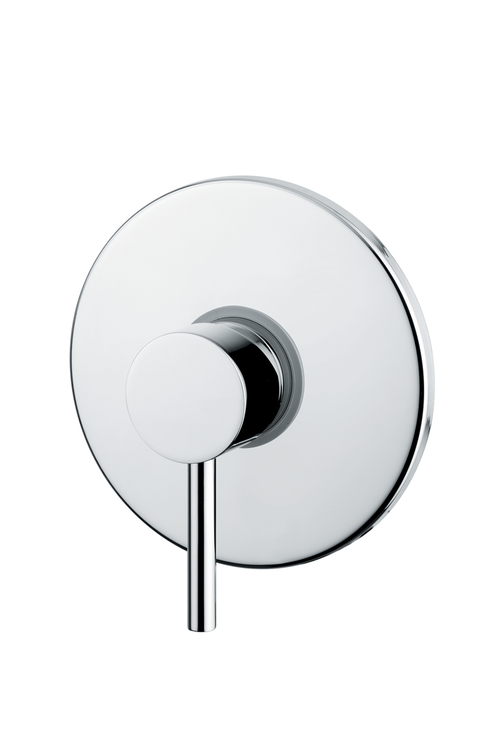 Novara Single Handle PB Valve Trim With Diverter 1 Output