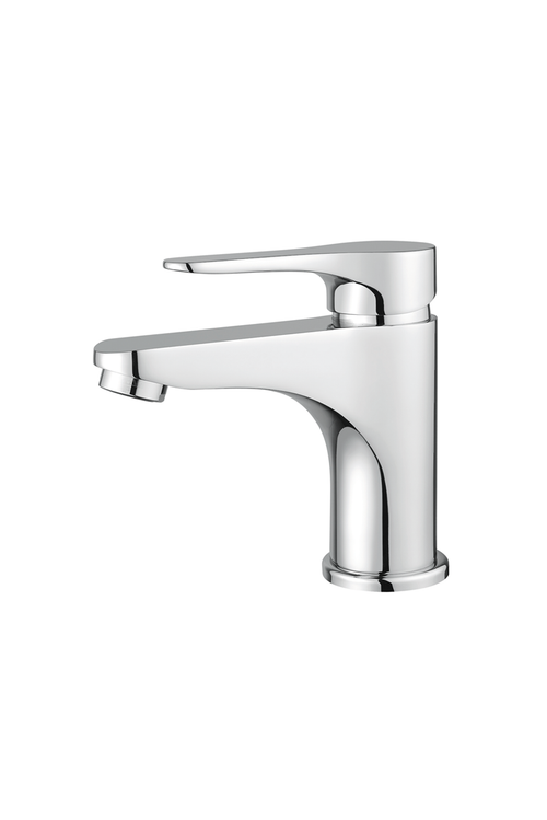 Siena Single Handle Bathroom Sink Faucet