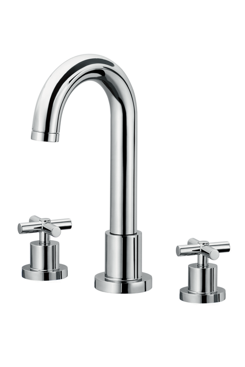 Sorrento 3-Hole Bathroom Sink Faucet