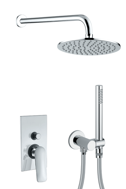 Round Shower Set 5