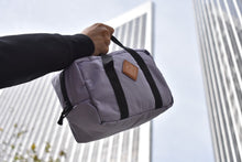 Load image into Gallery viewer, Odor-Resistant, Toiletry bag, Duffle bag, Hand bag, color: Purple, Trap pack