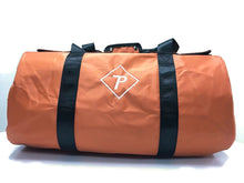 Load image into Gallery viewer, Trappack Duffle Bag (Orange) Odor Resistant