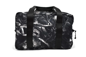 Odor-Resistant, Toiletry bag, Duffle bag, Hand bag, color; smoke pattern, Trap pack.