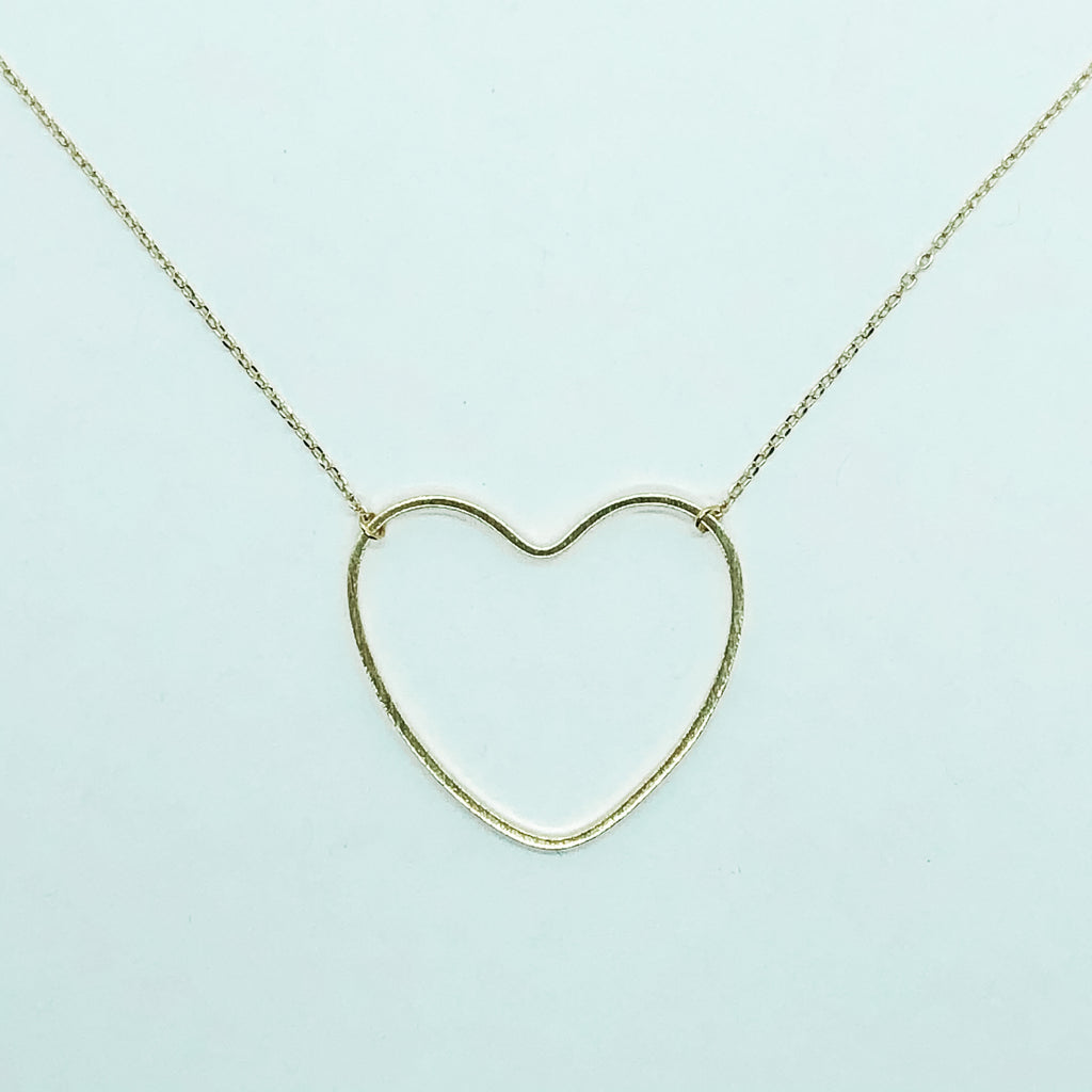 Untamed Heart Necklace