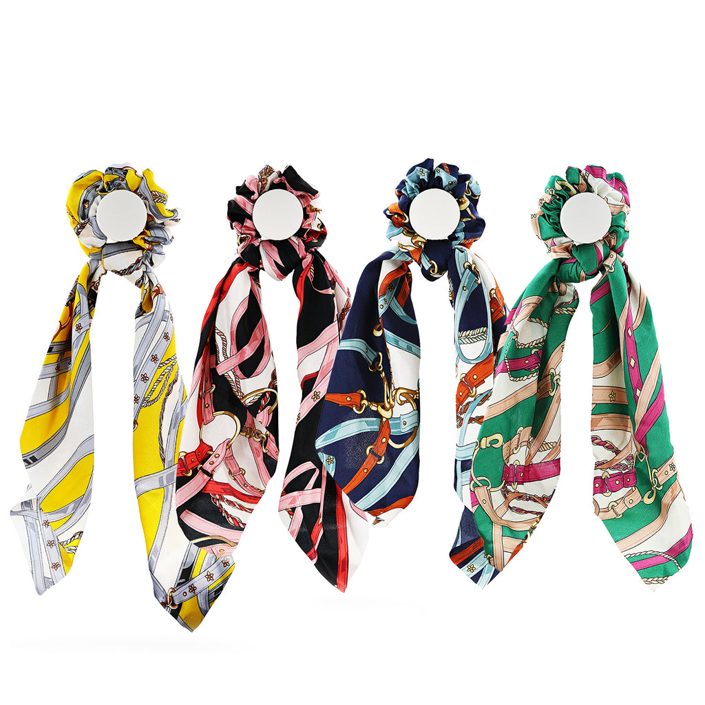 Limoncello Signature Pony Scarf - sweet-bella-rose