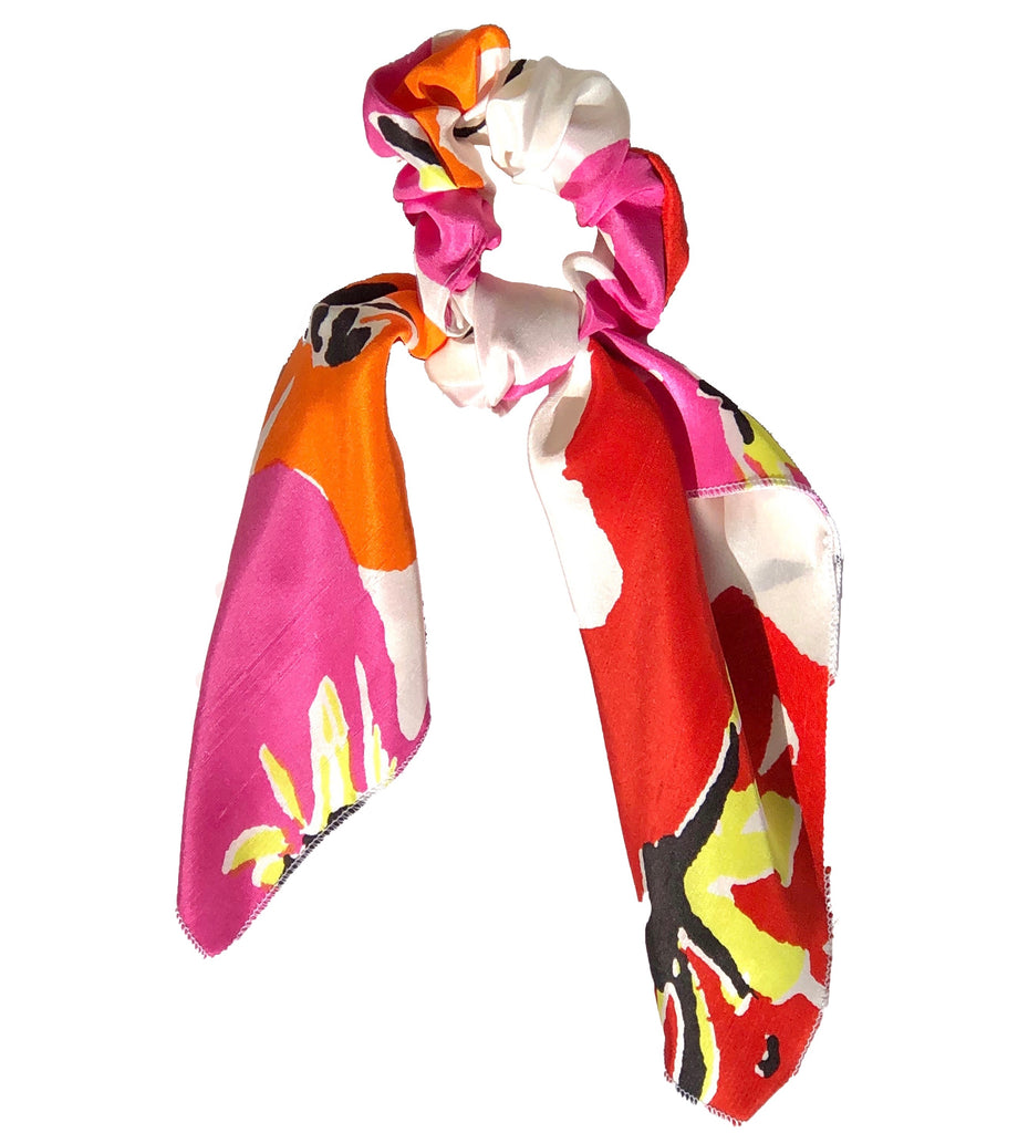 Spring Garden Party Limited Vintage Edition Pony Scarf