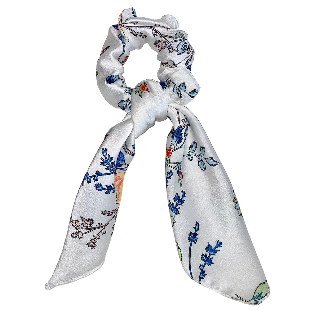 Les Fleurs Limited Edition Pony Scarf