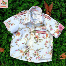 Load image into Gallery viewer, CUSTOM SPOT - Vintage Floral Shirt