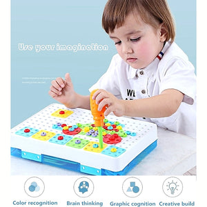 Kids Drill Toys Creative Educational Toys