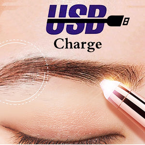 Electric Eyebrow Trimmer Pen