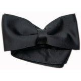 100 Boy's Black Bow Ties
