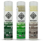 Organic Lip Balm Multi Pack