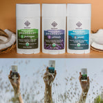 Natural Deodorant Multi Pack