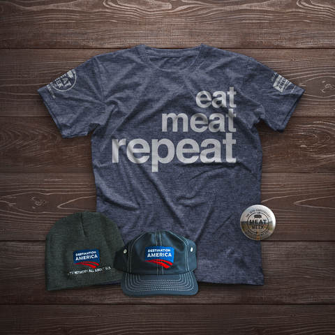 Meat Week / Destination America Bundle