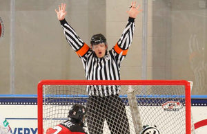 The Importance of Positioning and Sightlines as a Hockey Referee