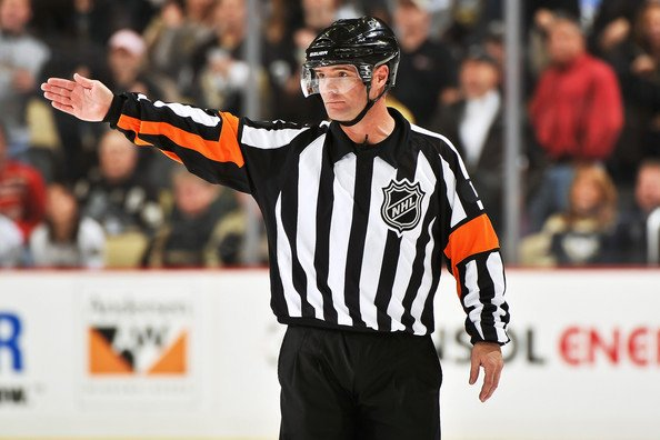 Game Management and Penalty Calling for Hockey Referees
