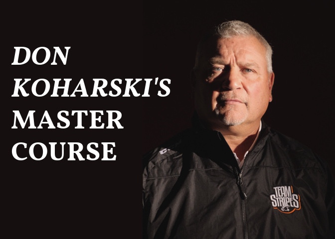What's in Don Koharski's Master Course?