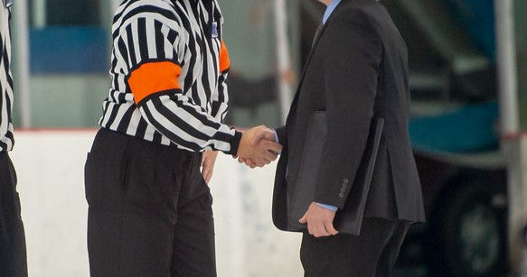 Starting with a Handshake: The Perspective of a Youth Official