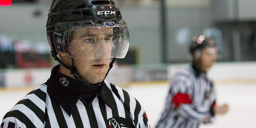 The Importance of Mental Preparation for a Hockey Official