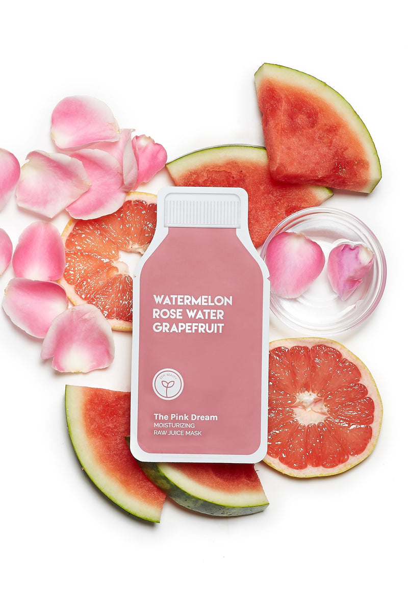 The Pink Dream Moisturizing Raw Juice Mask