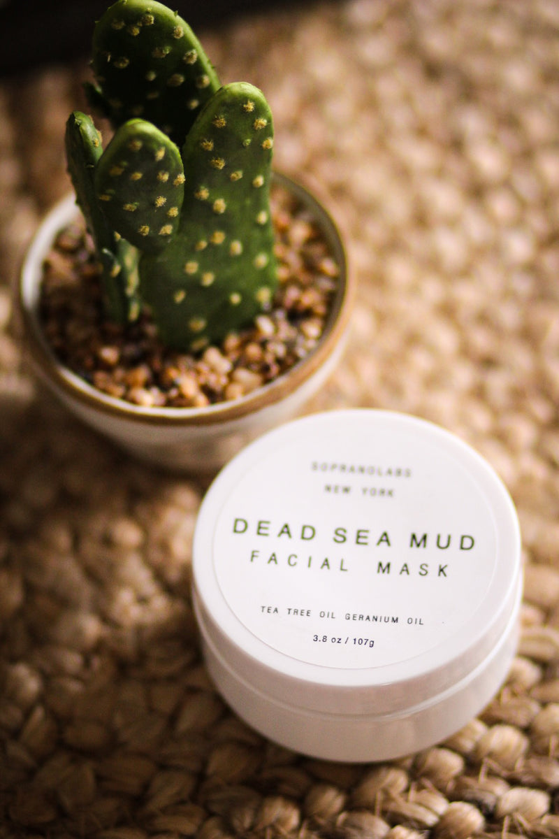 Dead Sea Mud Tea Tree Detox Facial Mask