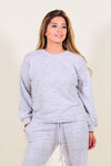 Brushed Hacci Lounge Wear Set