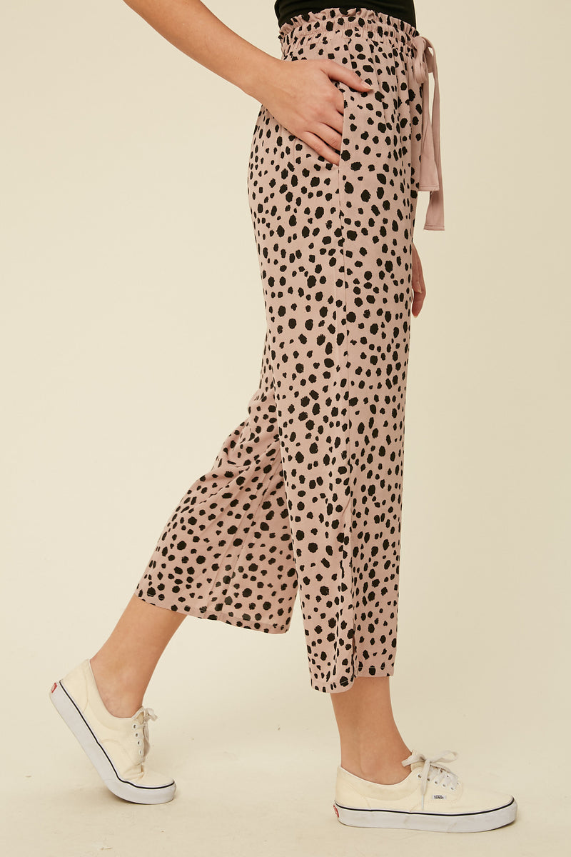 Spotty Culottes