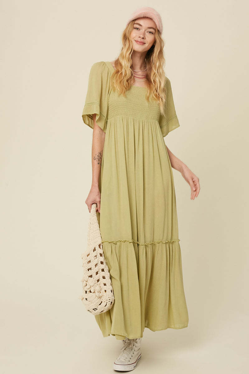 Breeze Maxi Dress