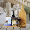 Kosher Wine & Cheese Platter, wine gift baskets, gourmet gift baskets