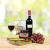 Kosher Wine, Cheese, And Dip Gift Set