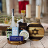 Kosher Liquor & Snacks Platter, liquor gift baskets, Hanukkah gift baskets