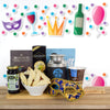Purim Coffee & Snacks Gift Basket, gourmet gift baskets, kosher gift baskets, gift baskets, Jewish holiday gift baskets, Purim gift baskets, Shabbat gift baskets, Passover gift baskets