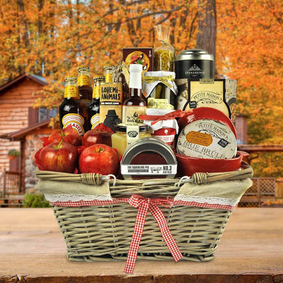 To Granny's Cottage Thanksgiving Gift Basket