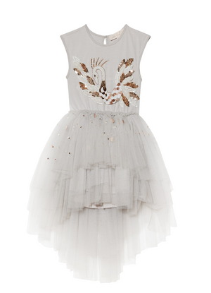 Tutu Du Monde CHERISHED SWAN TUTU DRESS in Dove