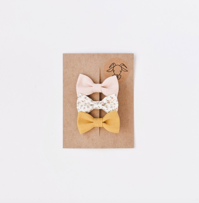 Billy Bibs Becca Bow Set for sale at Darling Loves.
