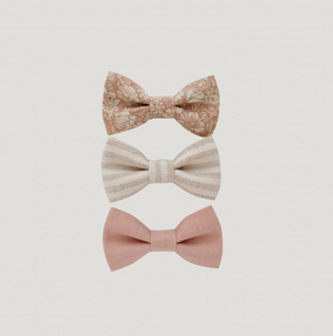 Close up of Billy Bibs Maisie Bow Headband Set for sale at Darling Loves.