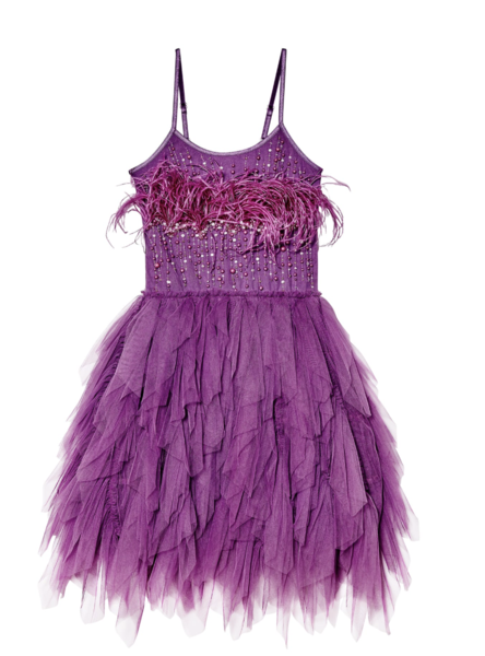Tutu Du Monde Dancing Duchess Tutu Dress in Amethyst