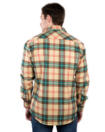 FLAT // Official Sask Tartan / Men's Preshrunk / Version 2.0